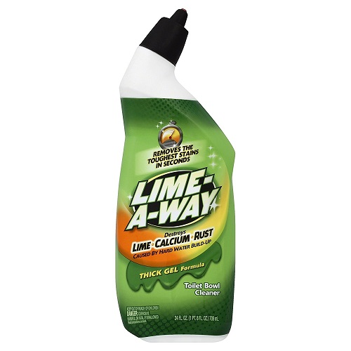 Lime-A-Way Toilet Bowl Cleaner Liquid
