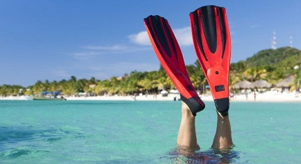 best full footed fins