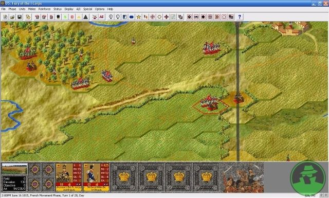 Battleground: Napoleon In Russia PC Game Made in United Kingdom