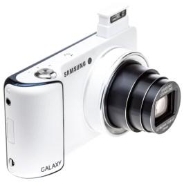 Samaung Galaxy EK-GC100 16.3 Megapixel Compact Camera - Wi-Fi Android 4.1 OS