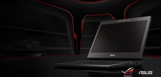 ASUS G74SX Gaming Notebooks