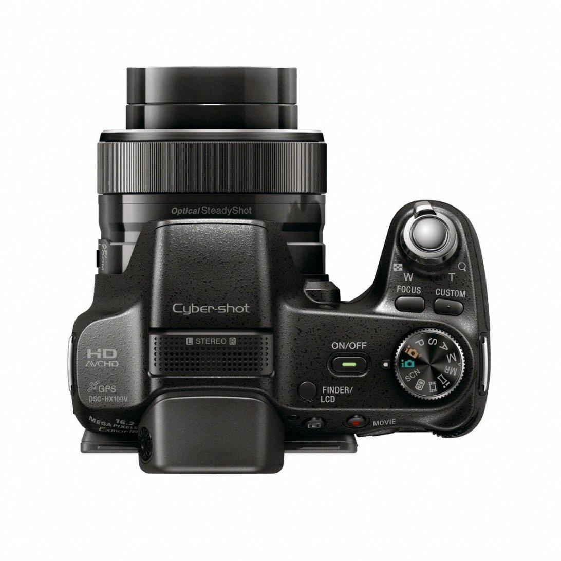 Sony Cyber shot HX100V Digital Camera
