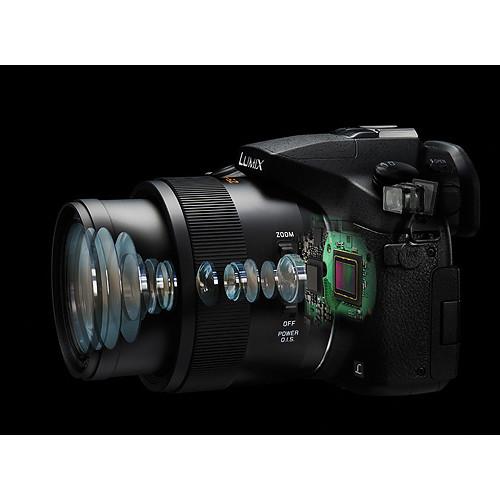 Panasonic Lumix DMC-FZ1000 4K 16x Zoom with O.I.S. Digital Camera