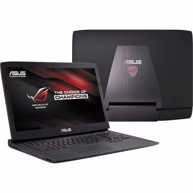 """Asus ROG G751JL Touch 17.3"""" 12GB RAM 1TB HDD i7-4720HQ 2.6GHz NVIDIA GTX965M 2GB"""