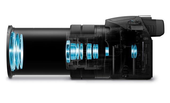 Sony DSC-RX10 III Digital Camera DSC-RX10M3 Cyber-shot