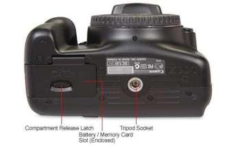 Canon EOS Rebel T3 DSLR Camera - 12.2 mp, CMOS Sensor + 18-55MM EF-S Lens