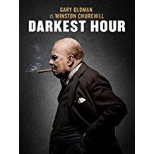 Darkest Hours - Academy Awards - Oscar Nominated Movies of 2018