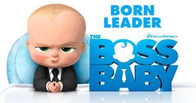 Boss Baby - Academy Awards - Oscar Nominated Movies of 2018