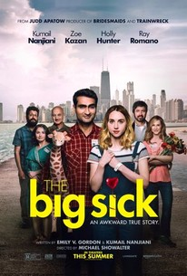 Big Sick - Academy Awards - Oscar Nominated Movies of 2018