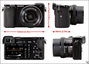 Sony Alpha a6000 Mirrorless Camera Review