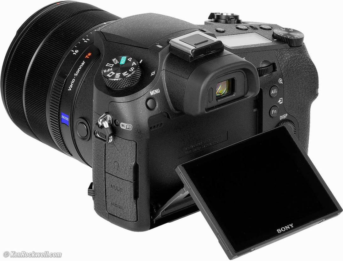 Sony Cyber-shot DSC-RX10 III 20.2 MP 4K Slow Motion, Time laps, Stop Motion Camera with SONY Apps
