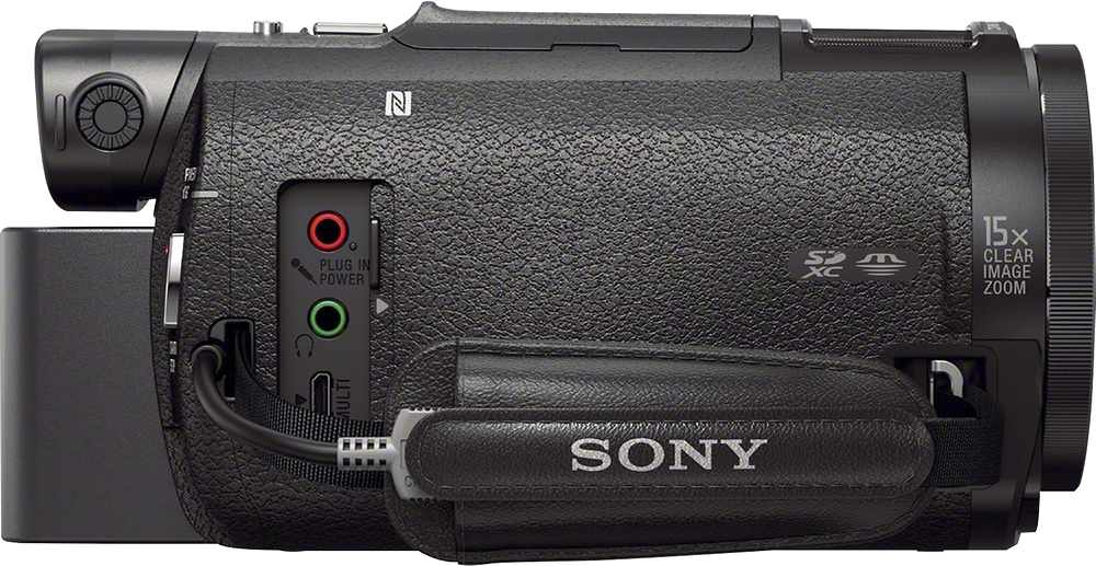 Sony 4K Ultra HD Handycam Camcorder FDR-AX33 Video Camera with Night Vision