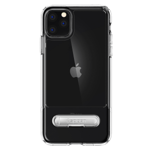 Spigen – Slim Armor Essential S Case For Apple Iphone 11 – Crystal Clear