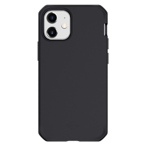 Itskins – Spectrum Solid Case For Apple Iphone 12 Mini – Black