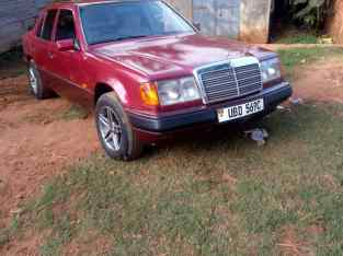 Mercedes Benz W124 For Sale