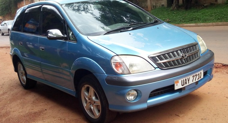 Toyota Nadia On Sale