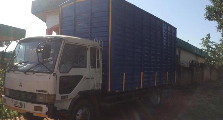 Fuso Fighter Truck On Sale