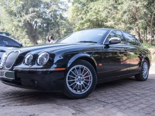 Jaguar S Type For Hire