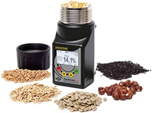 portable wheat rice maize soya beans grain moisture meter in kampala