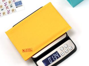 Digital table top weighing Scales for post offices in Kampala