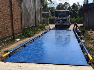 Low zero drift, high anti-interference, strong surge proof weigh Weighbridge in kampala