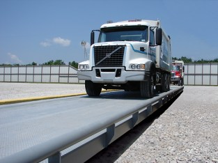 Digital Weighbridge series at Eagle Weighing Systems