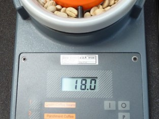 Digital coffee beans moisture meter with probe length 200mm in kampala