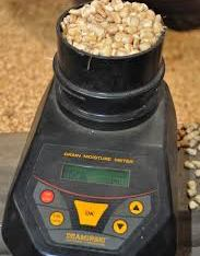 Draminski grain moisture meter for seed and grain in kampala