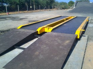 Weighbridge totally adapted to meet your needs in Uganda