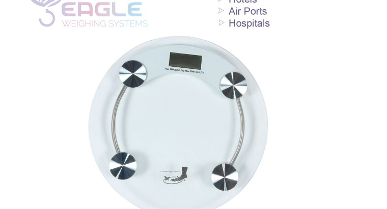 Household bathroom electronic personal weight scales