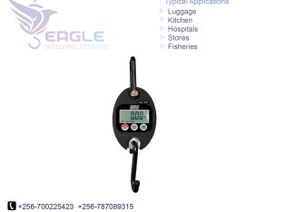 Hanging scale luggage weighing hanging scales
