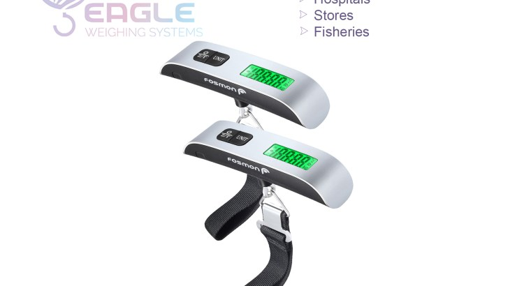 Travel hanging scale luggage scale