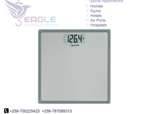 Digital personal scale for home use with easy reading