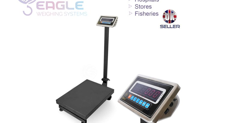 Platform weighing scale bench digital type