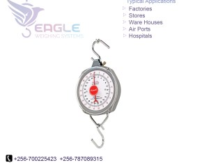 25kg Mechanical Hanging Baby Scales