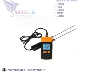 Portable Grain Moisture Meters
