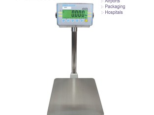 Factory use electronic digital platform weighing scales