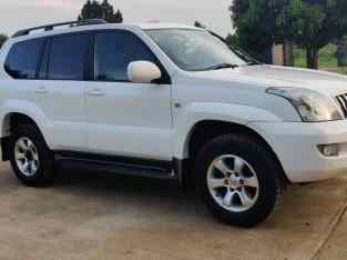 Toyota Prado J120 (Ronaldo) On Sale