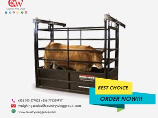 Where can I buy Weigh beams for livestock in Kampala Uganda