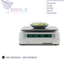 Weighing 50Kg Table Top Waterproof Price Scales