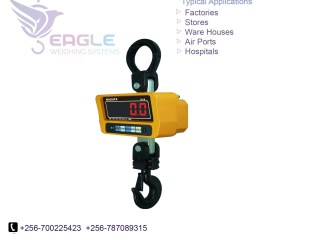 Industrial hanging/weighing crane scale