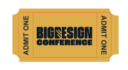 Big Design Tickets