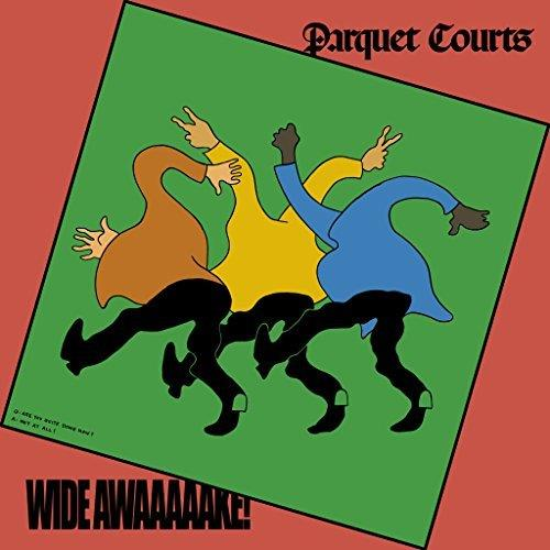 RT0001LP Rough Trade Parquet Courts Wide Awake! (LP)