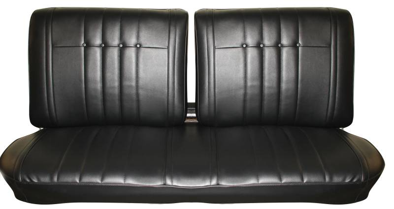 1965 Impala Front Split Bench Seat Upholstery For Coupe