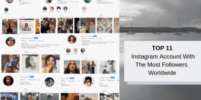 Top 11 Instagram Accounts With The Most Followers Worldwide 2