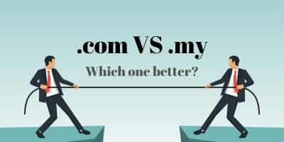 .COM & .MY - Which extension is better? 5