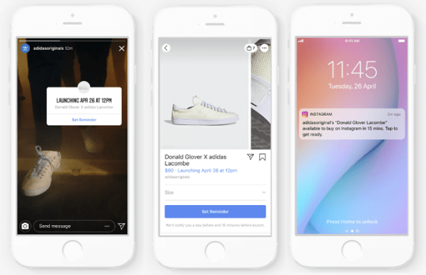 Instagram Launches Product Launch Reminder Stickers and Tags to Capitalize on Audience Interest 5