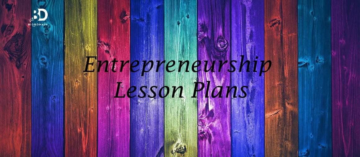Let's Think Outside the Box - Entrepreneurship Lesson Plans