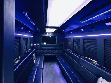 117759152 3528471460520516 6154265677656565104 o - 29 Passenger<br>550 Party Bus</br>Limo #62