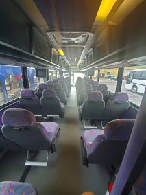 20190516 112958 - 37 Passenger<br>Coach Tour Bus</br>Limo #39